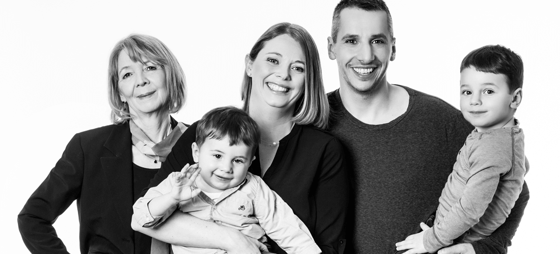 Schuhhaus Story / 3 generations