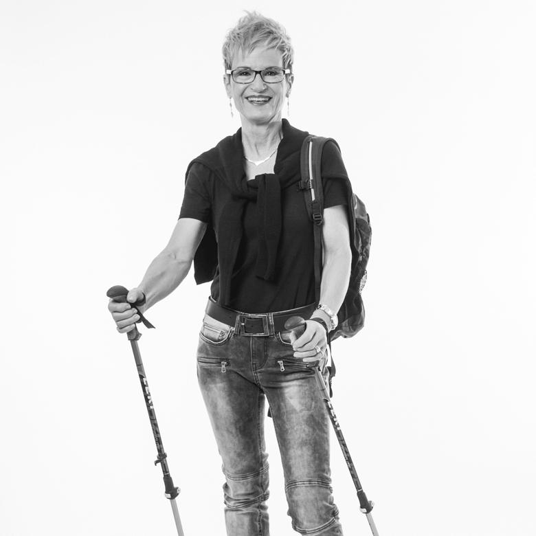 Schuhhaus Team / Irma Kuhne Portrait 2
